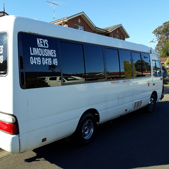 Shuttle / Party Bus